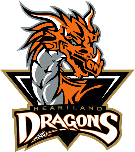 Heartland Dragons Logo